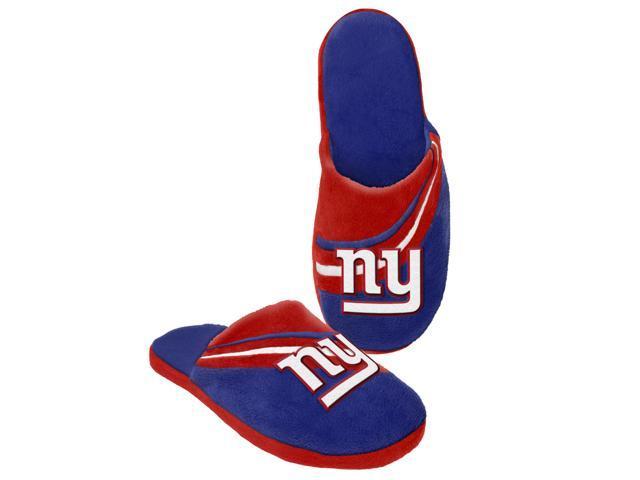 New York Giants 2013 Big Logo Slide Slipper Adult Large