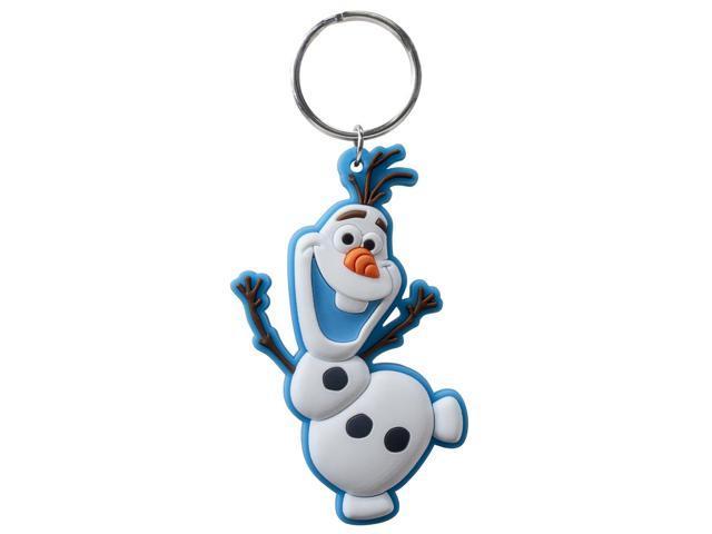 Frozen Olaf Soft Touch PVC Key Ring