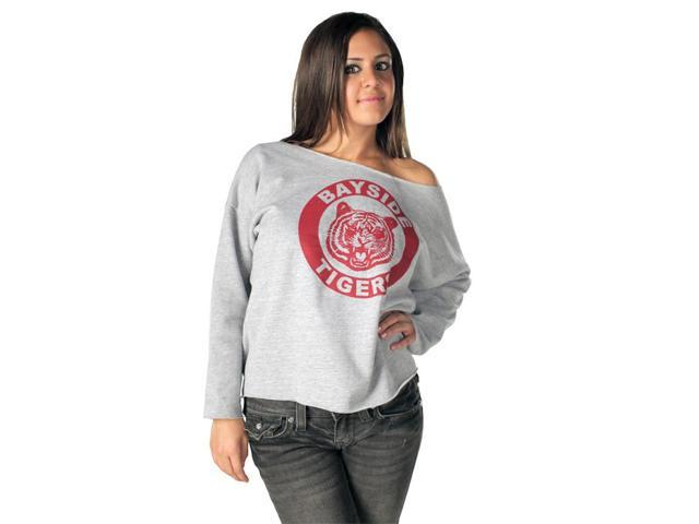 Saved By The Bell Kelly Bayside Tigers Costume Sweatshirt Adult X-Large