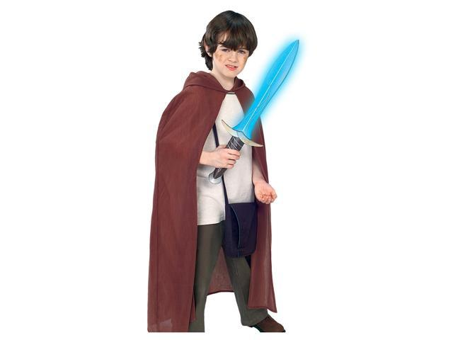 The Hobbit Bilbo Baggins Light Up Sting Sword Costume Weapon Child One Size