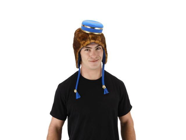 Oz The Great Finley Deluxe Costume Laplander Hat Adult One Size