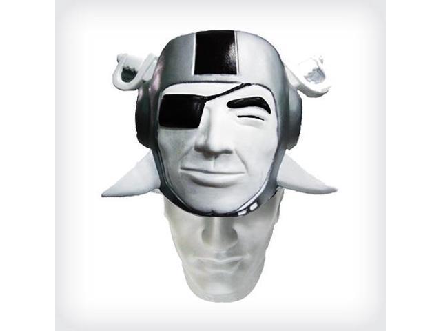 NFL Team Mascot Foamhead Hat: Oakland Raiders