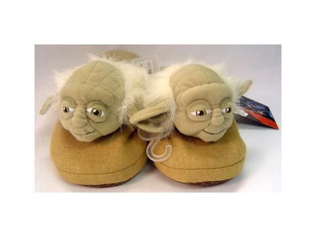 Comic Images Star Wars Yoda Slippers -Small
