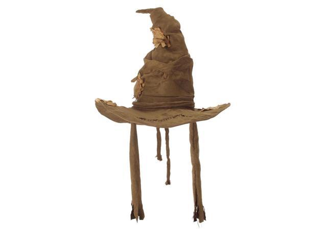 Harry Potter Sorting Hat Costume Accessory Adult One Size