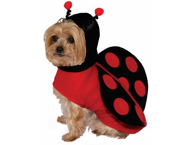 Lady Bug Pet Costume X-Small