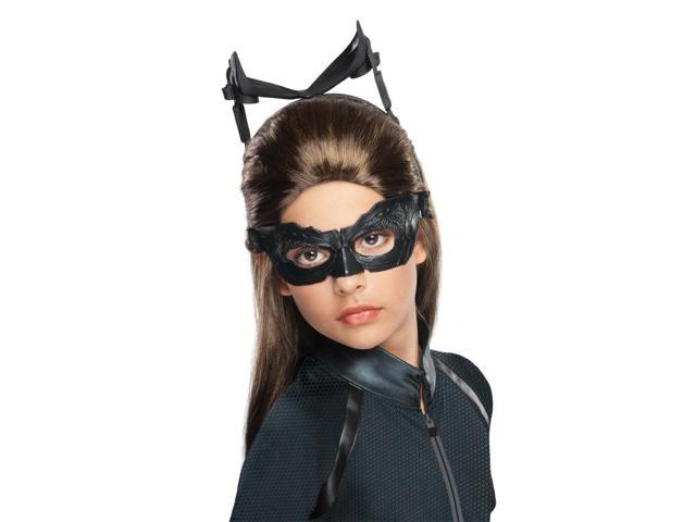 Catwoman Costume Wig Child One Size