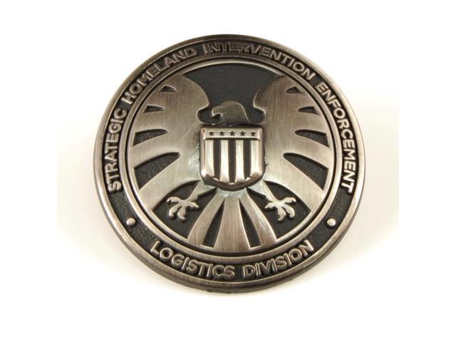 Marvel S.H.I.E.L.D. Metal Pin