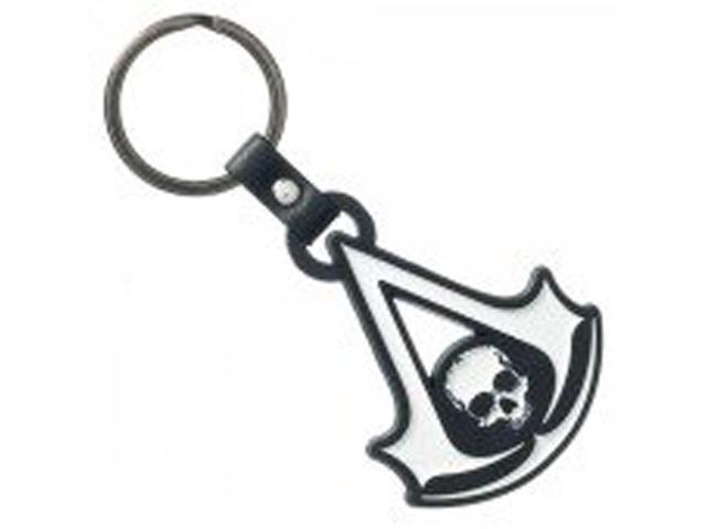 Assassins Creed Black Flag Keychain