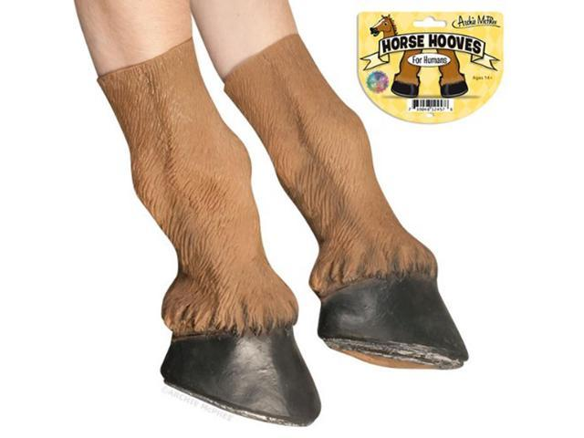 Horse Hooves Hand Accessory Set Of 2