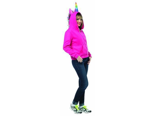 Unicorn Hoodie Teen Costume 13-16