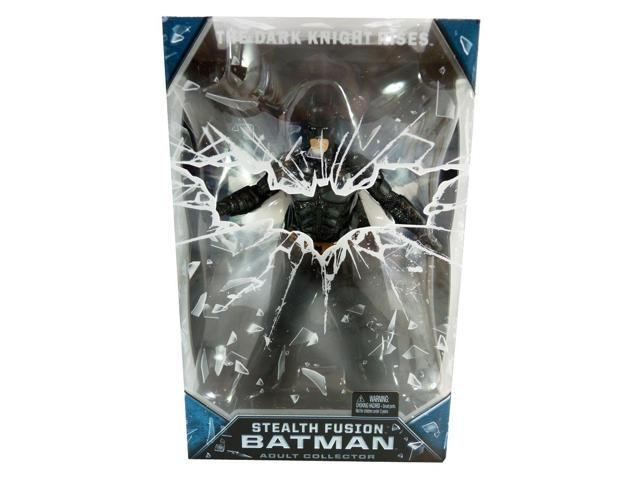 Batman Dark Knight Rises Stealth Fusion Batman Figure