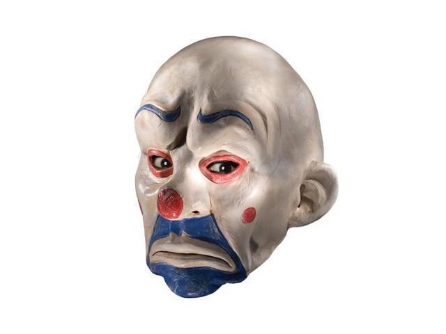Batman The Dark Knight Joker Clown Mask Adult