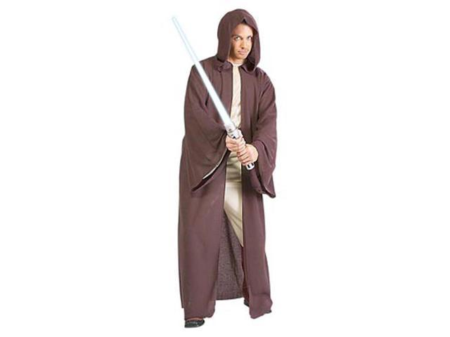 Star Wars Hooded Jedi Robe Costume Adult One Size Fits Most