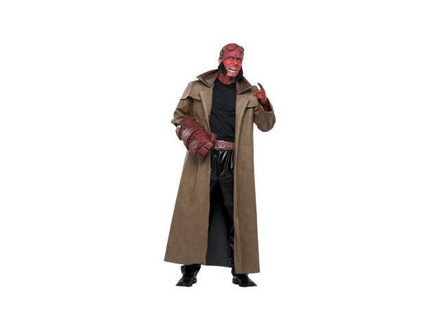 Hellboy Deluxe Adult Costume Standard