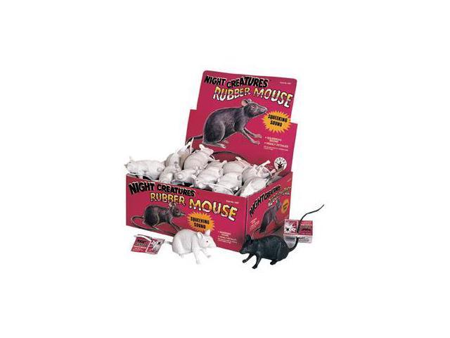 Rubber Mouse Prop