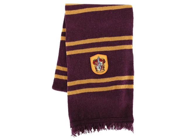 Harry Potter Gryffindor House Scarf Costume Accessory One Size