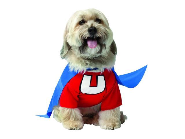Underdog Pet Costume Medium