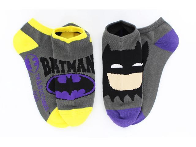 Batman Ankle Socks 2-Pack