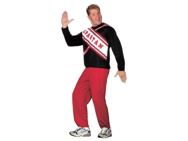Spartan Cheerleader Male Adult Costume Standard