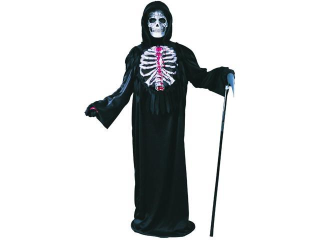 Bleeding Skeleton Costume Child Large