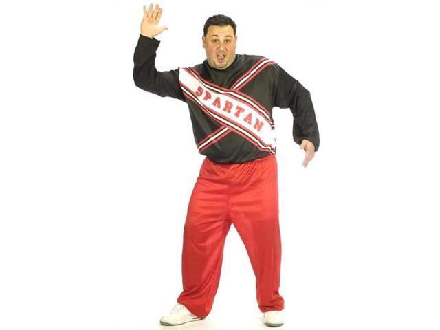 Spartan Cheerleader Male Adult Costume