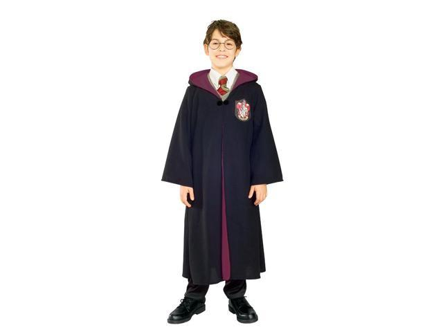 Harry Potter &Deathly Hallows Harry Potter Robe Costume Child Large