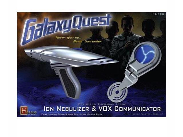 Galaxy Quest Ion Nebulizer & Vox Communicator Pre-Built Model Kit