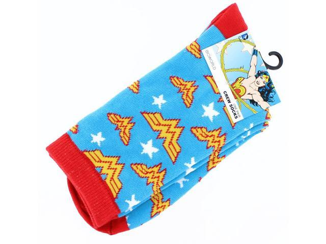 Wonder Woman Junior Crew Socks