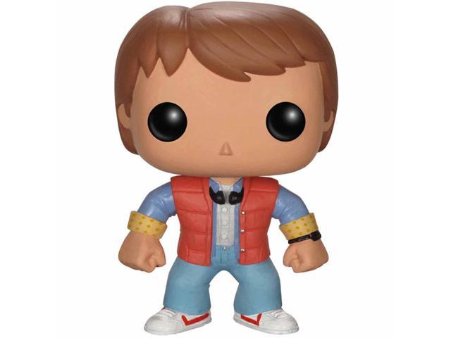 Back To The Future Funko Pop Movies Vinyl Figure: Marty McFly