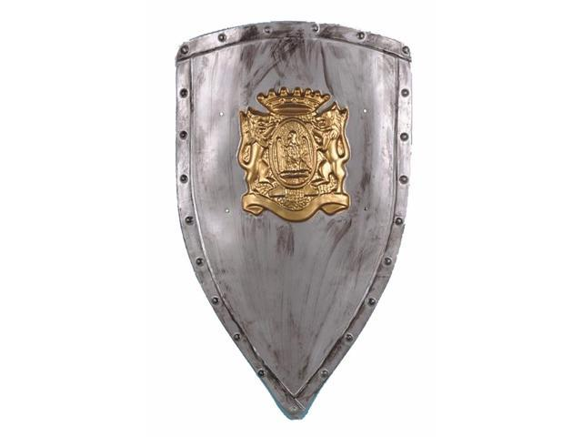 Deluxe Roman Royal Triangle Adult Costume Shield