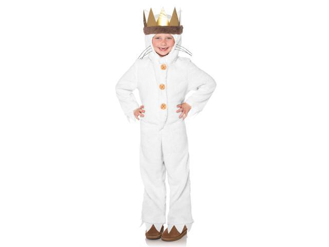 Where The Wild Things Are Max Costume Child X-Small