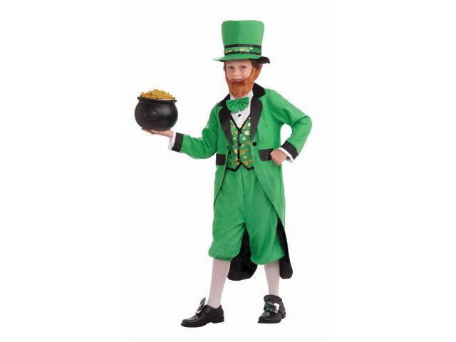 Leprechaun Costume Child Medium 8-10