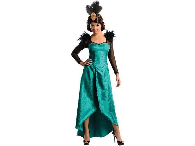 Oz The Great And Powerful Deluxe Evanora Costume Adult Medium