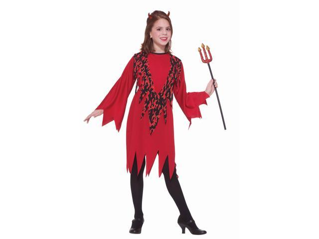 Devil Child Costume Large