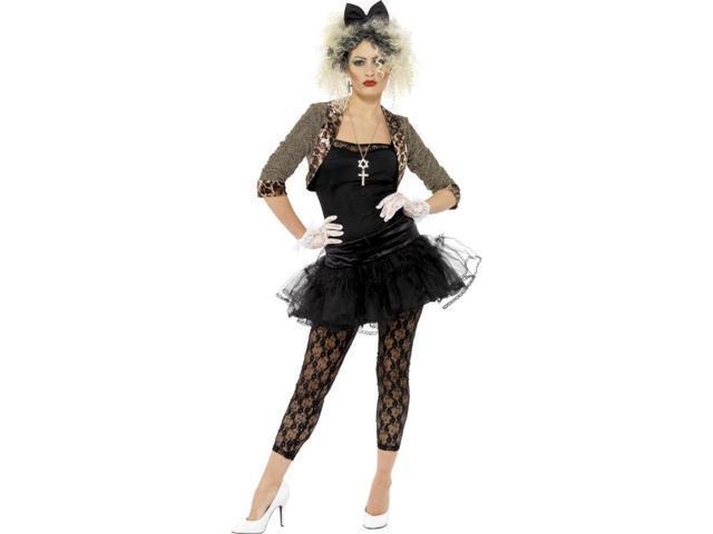 80's Punk Wild Costume Adult Medium