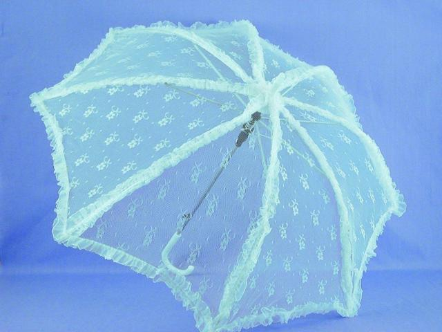 Steampunk Lace Costume Umbrella Parasol 37
