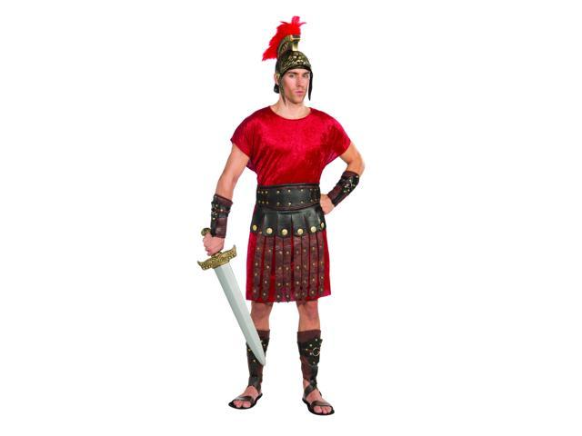 Roman Gladiator Costume Apron & Belt Set Adult One Size Fits Most