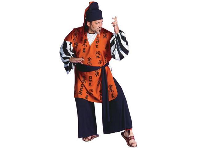 Samurai Warrior Adult Costume Standard