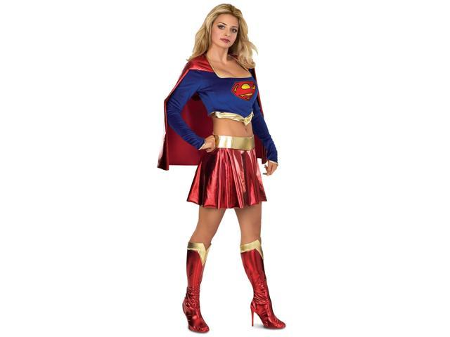 Delue Supergirl Sexy Costume Adult Small