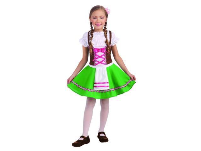 Gretel Costume Child Medium