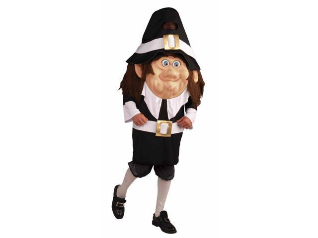 Thanksgiving Pilgrim Parade Pleaser Costume Adult One Size Fits Most