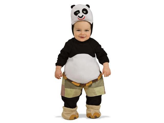 Kung Fu Panda Po Baby Romper Costume Newborn