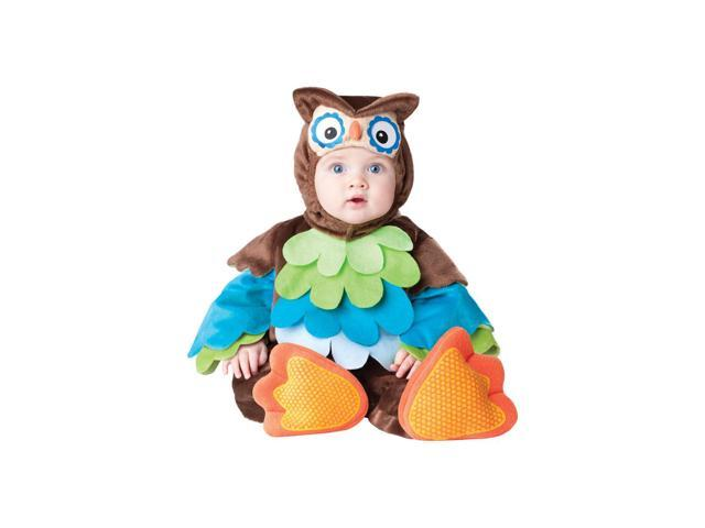What a Hoot Infant Toddler Costume Small 6-12 Months