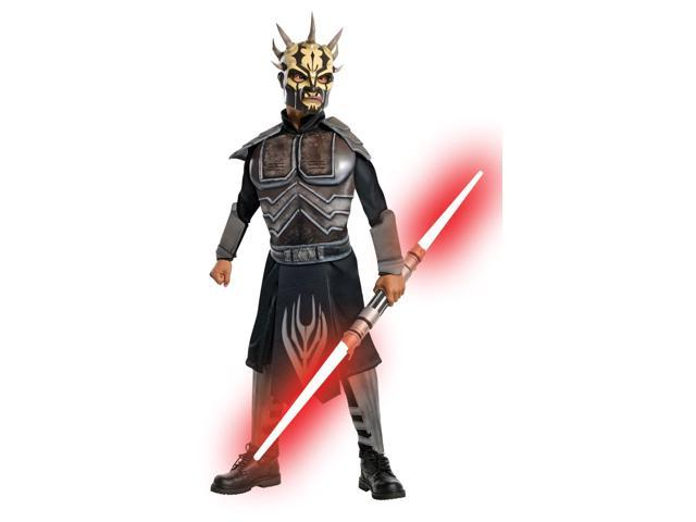 Star Wars Deluxe Savage Opress Costume Child Large