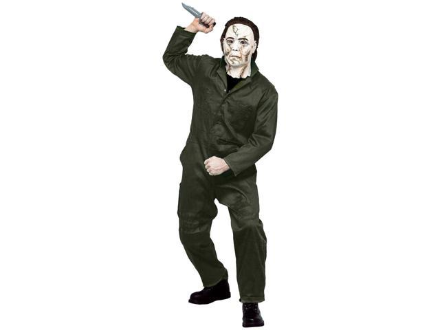 Rob Zombie Halloween Michael Myers Costume Adult Small