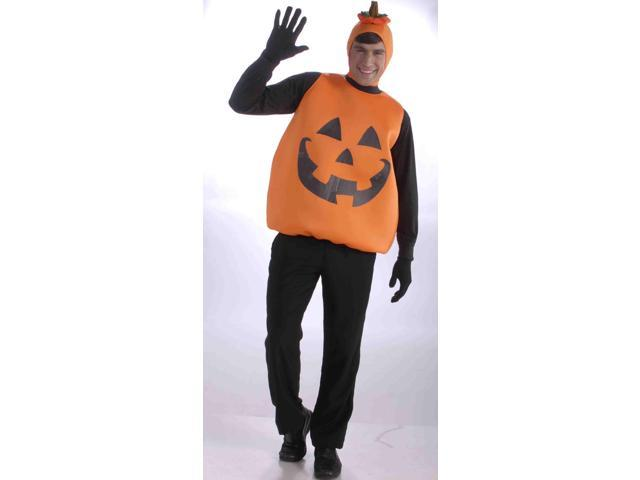 The Pumpkin Humorous Adult Costume One Size Fits Most
