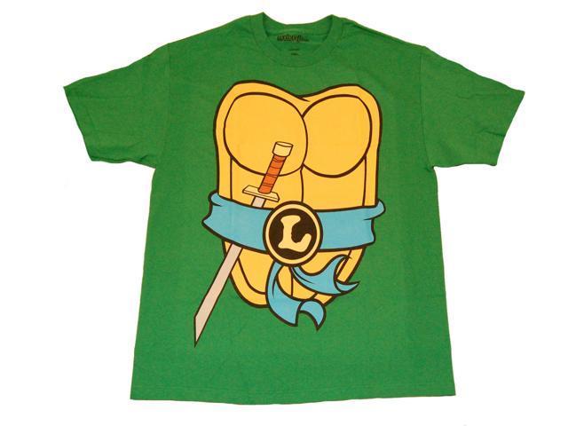 Teenage Mutant Ninja Turtles I Am Leonardo Men's T-Shirt Adult XX-Large