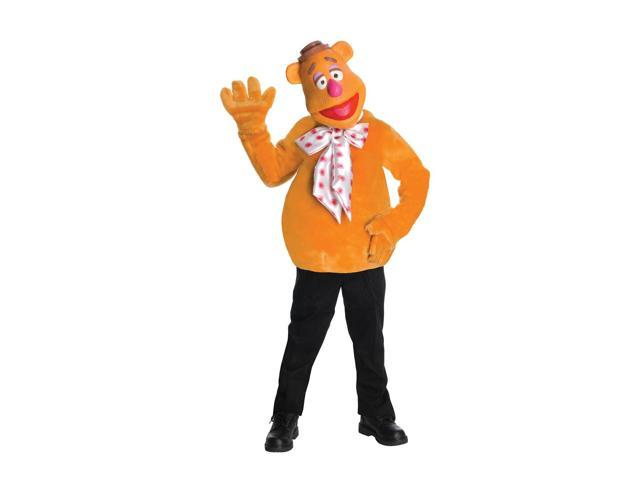 The Muppets Fozzie Costume Child Small 4-6