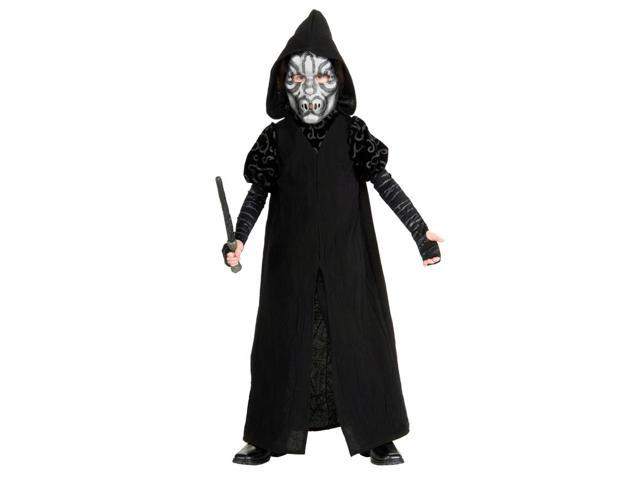 Harry Potter Deathly Hallows Child Dlx Deatheater Costume Child Small