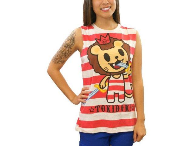Tokidoki Lion Juniors T-Shirt X-Large